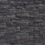 CLIFF STONE VENEER  GRAPHITE SQFT