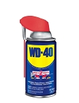 WD-40 8 oz. Multi-Purpose Aerosol Lubricant with Smart Straw