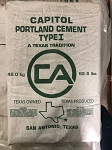 PORTLAND CEMENT TYPE I ( 92.6 LBS.