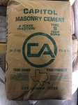 Masonry Cements (  Type S)  75.0 lbs