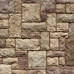 COBBLE VENEER STONE QUEBEC-1 SQFT